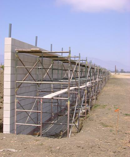 Scaffolding: Masonry Scaffolding